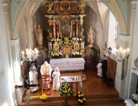Kirchtag in Bannberg